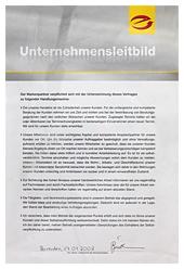 Unternehmensleitbild Elektro Bierbaum