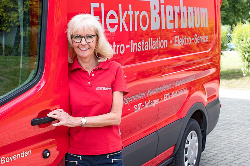 Claudia Bierbaum - Elektro Bierbaum GmbH - Bovenden