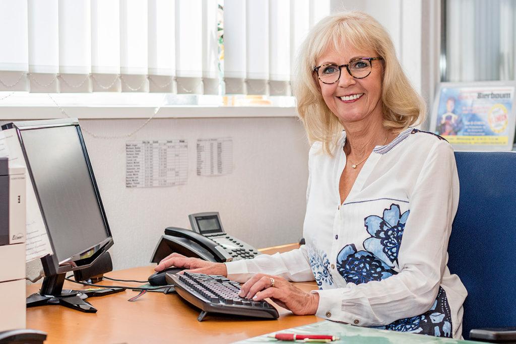 Claudia Bierbaum - Gesellschafterinder Elektro Bierbaum GmbH