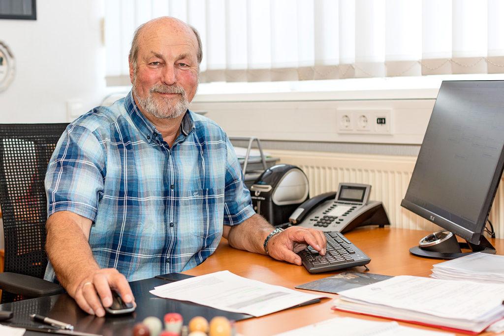 Dieter Bierbaum - Geschäftsführerder Elektro Bierbaum GmbH
